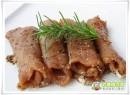 調味里肌肉片(烤肉片-黑胡椒口味):300g