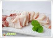 帶皮五花肉切片(三層肉)(2.5cm*4mm):600g